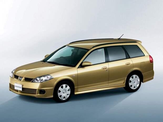 Машина под такси. Плюсы и минусы Nissan Wingroad.