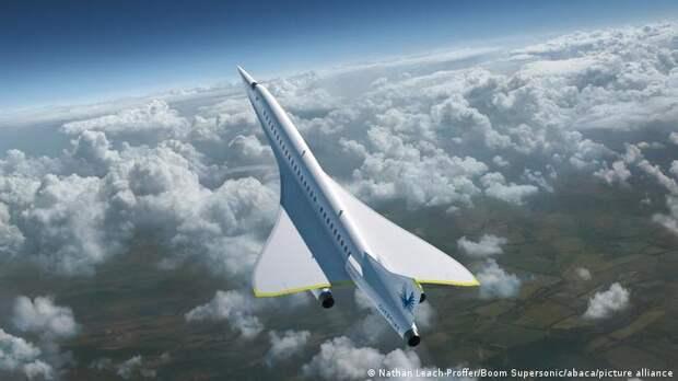 Сверхзвуковые пассажирские лайнеры: новая эра или несбыточные мечты?
