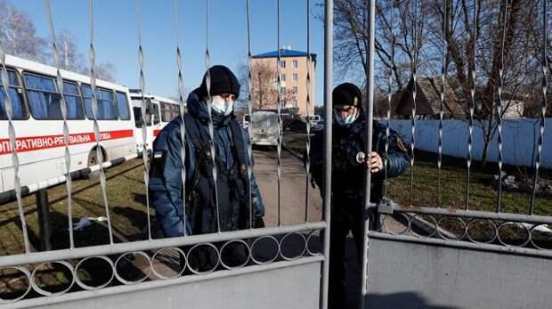 Борьба Украины с коронавирусом заставит кашлять всю Европу
