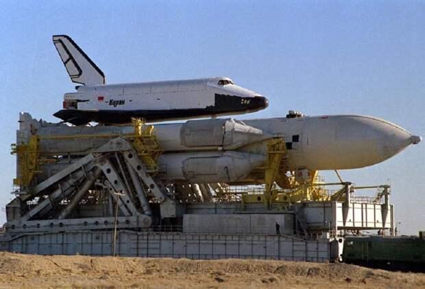 Создателя космического корабля «Буран» перевели в корпорацию «Тактическое ракетное вооружение»