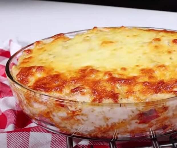 Аппетитная запеканка из макарон: готовим к ужину