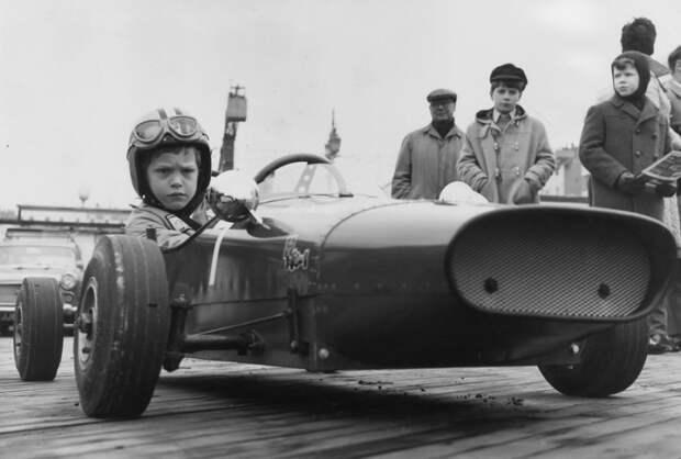 Barnard Formula Six. 1968 г.