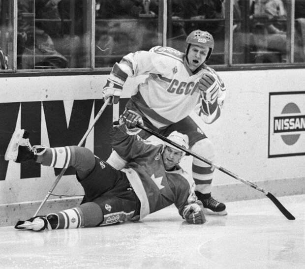 Cоветские и российские хоккеисты в Зале славы НХЛ
