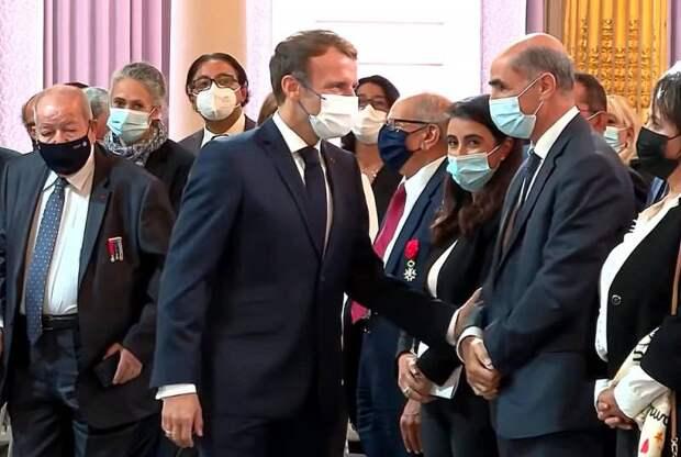 «Политическая ломка» и трусость правящих кругов Франции