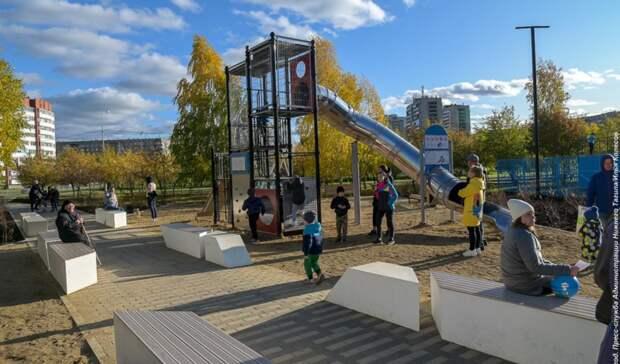 Парк Победы наГГМ вНижнем Тагиле признан одним излучших вРоссии