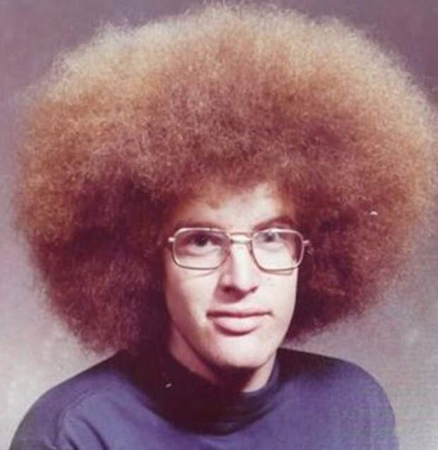Самые ужасные причёски 80-х