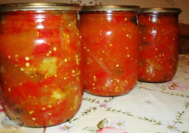 Как консервировать баклажаны на зиму, заготовки из баклажан, рецепты