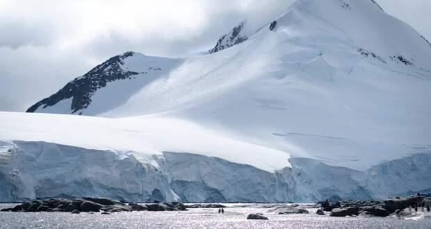 В древности Антарктида уже таяла, но гораздо интенсивнее