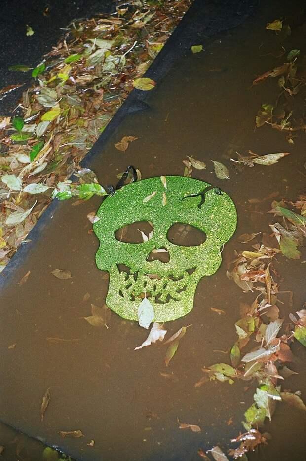 Хеллоуинское похмелье