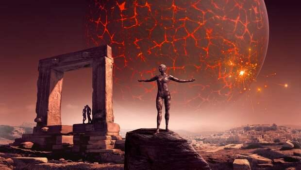 В вавилонских текстах упоминается мифическая планета