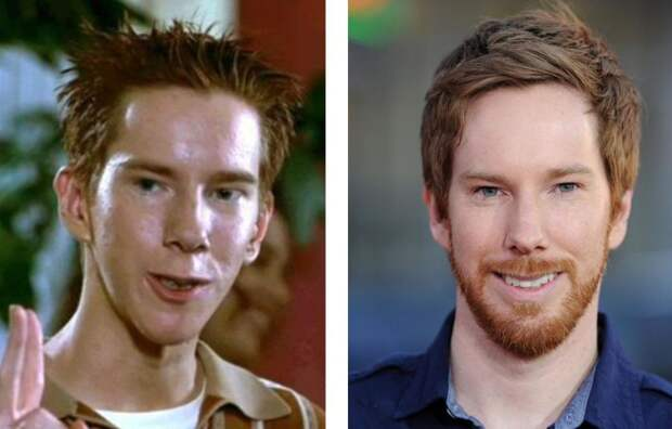 """Актёры """"Американского пирога"""" 16 лет назад и сейчас"""
