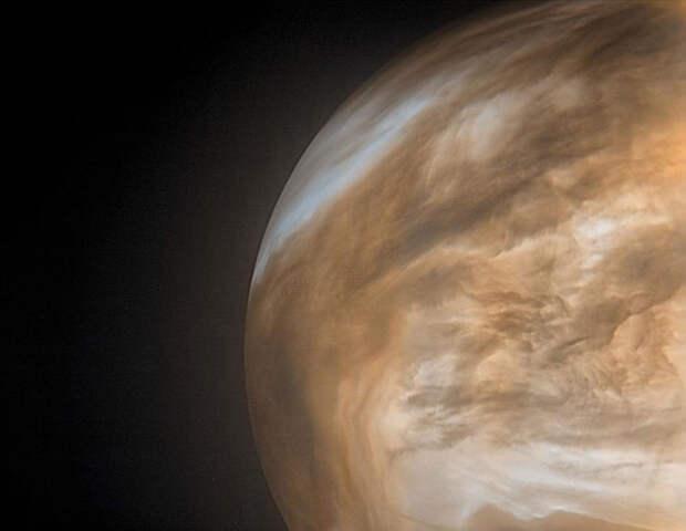 На Венере никогда не было пригодных для жизни океанов, показало новое моделирование