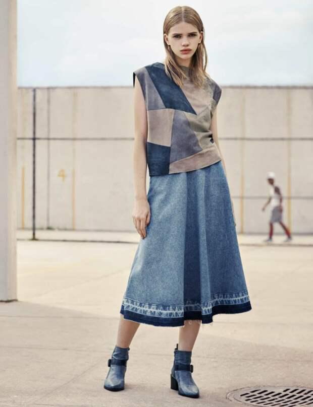 AllSaints Spring 16 Lookbook - Womenswear