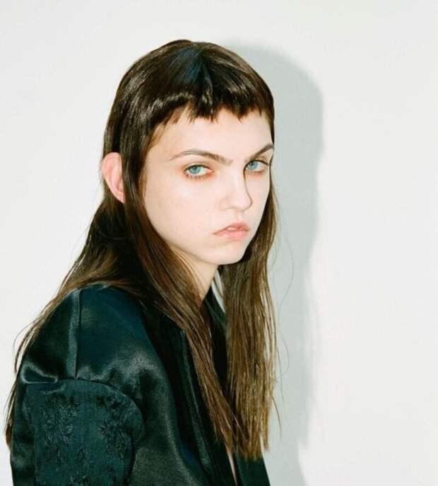 Пугающая внешность новой модели модного дома Chanel поразила всех