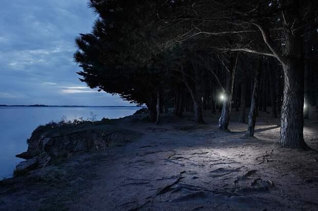 Чудесные пейзажи Бретани: погоня за блуждающим огоньком