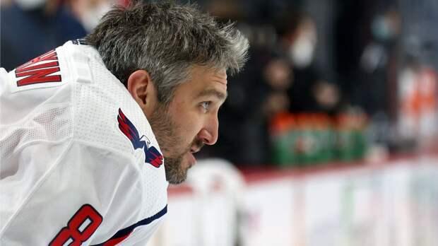 Овечкин приблизился к рекорду Эспозито по голам в НХЛ, забросив «Филадельфии» 10-ю шайбу в сезоне