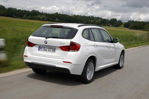 BMW X1, 2009/2012 г.