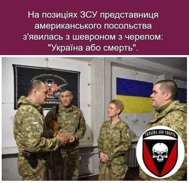 Американцы подтвердили, что готовы воевать до последнего украинца