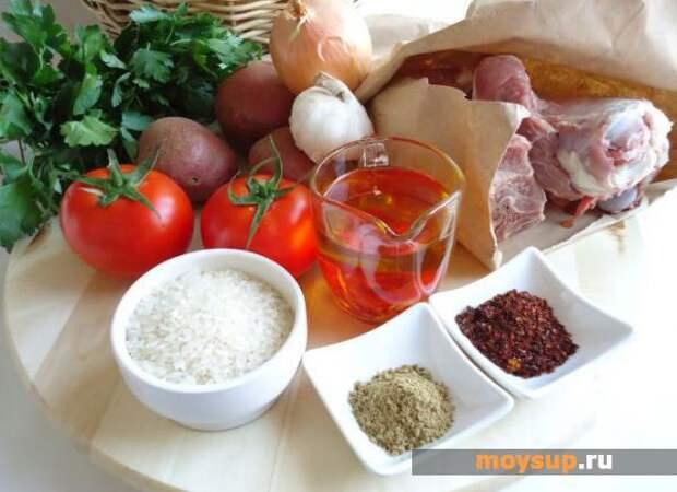 Его вкус покоряет с первой ложки — рецепт супа харчо с бараниной