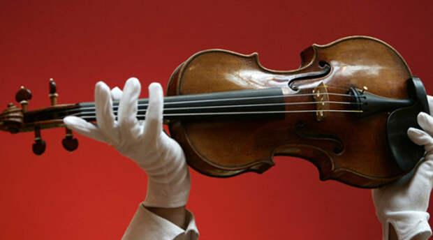 Скрипка Антонио Страдивари: стоимость, история, фото   ITALOTRIP