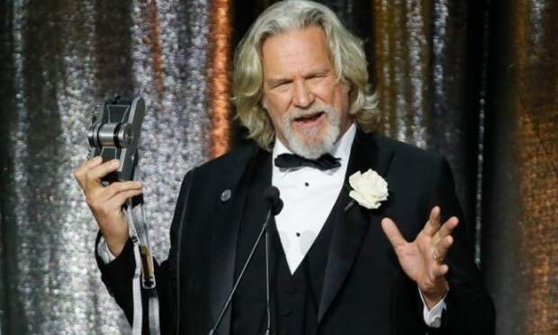 Лауреат «Оскара» Джефф Бриджес сообщил, что у него рак