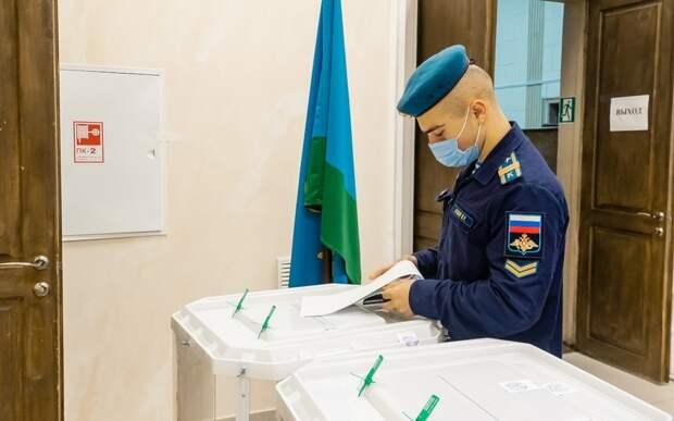 В Рязанской области обработали треть протоколов выборов в Госдуму