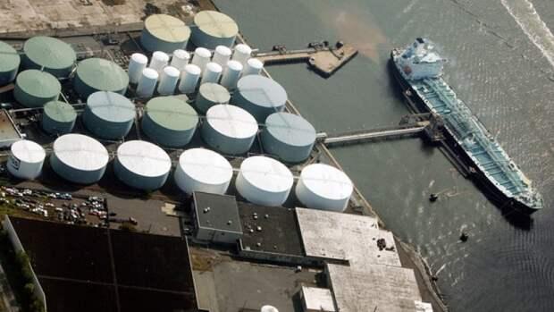 США отложили тендер назакупку нефти для стратегического резерва— СМИ