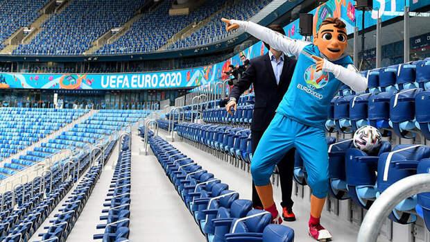 Сорокин подчеркнул, что Петербург готов принять больше матчей Евро-2020