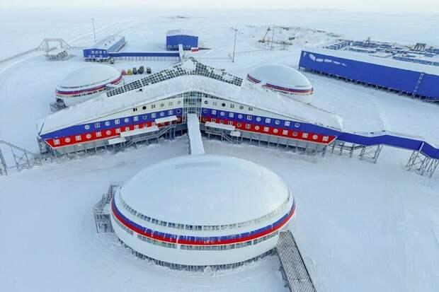 США требуют от России покинуть Арктику