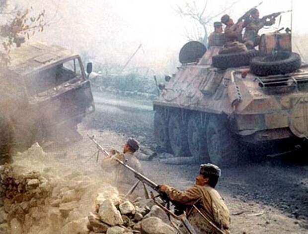 27 лет назад завершилась война в Афганистане - 14 453 погибших за 10 лет