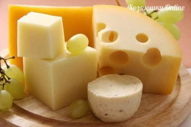 ТОП-10 самых вкуснейших сыров в мире, которые нужно попробовать: