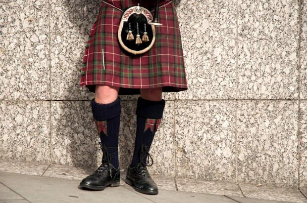 Мужские юбки по всему миру: кошмар Валяевой