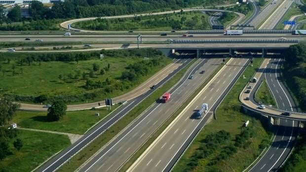 Германия введет дорожный сбор с 2016 года