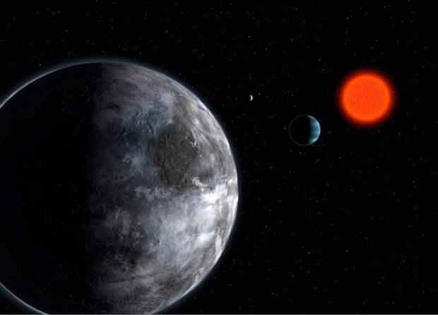 Самые необычные планеты во вселенной вселенная, интересно, космос, планеты, познавательно, факты