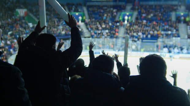 Хоккейный матч превратился в «событие суперраспространения» COVID-19