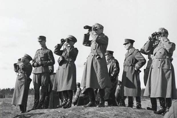 21 июня 1941 года Финляндия начала боевые действия против СССР