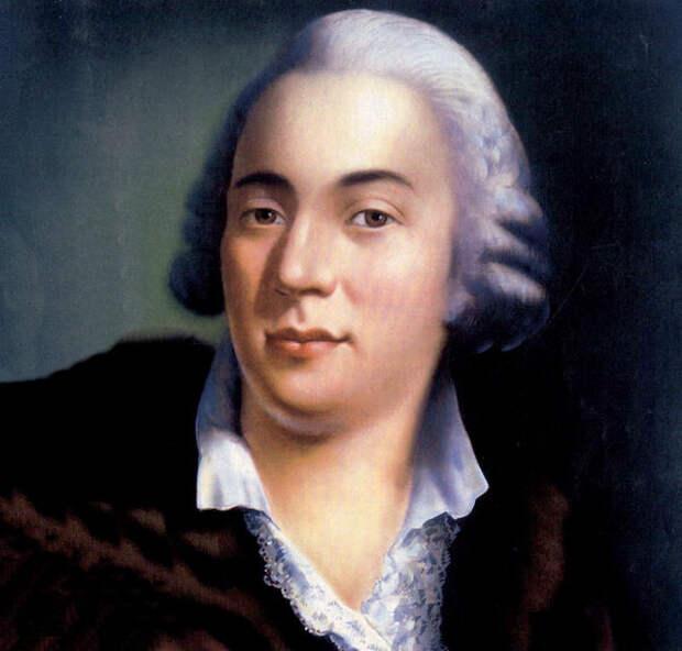 Казанова, итальянский авантюрист (1725–1798)