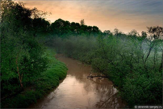 Река Лутосня