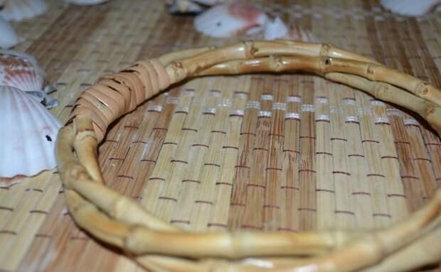 Плетеное кольцо