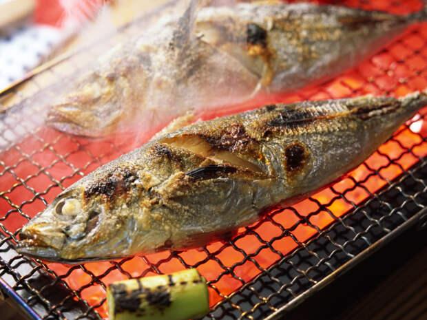 Ешьте рыбу - будьте здоровы!