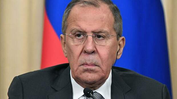 Лавров заявил о готовности к разрыву отношений с Евросоюзом