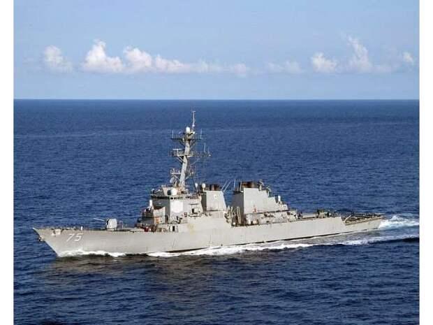 Главный секрет С-400. Что испугало французских разведчиков в Чёрном море
