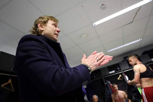 Александр Дюков: После 14ноября возможно обсуждение продления контракта с Карпиным