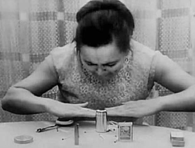 Экстрасенс Нинель Кулагина: как КГБ изучал её способности