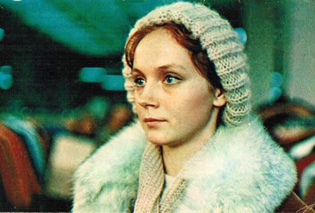 Советские актрисы: Ирина Купченко