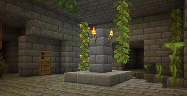 Обновление Minecraft 1.18, снапшот 21w38a