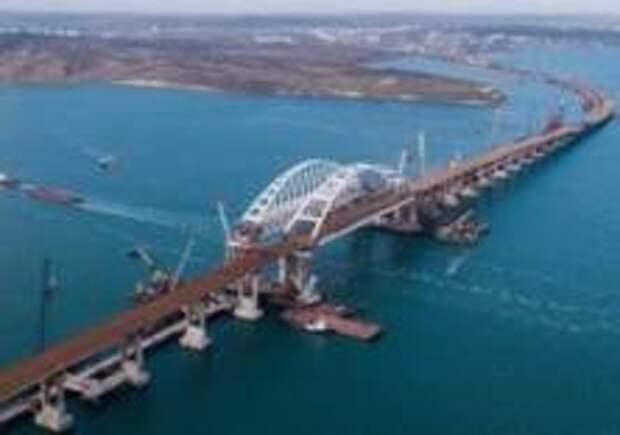 Санкции против Крымского моста