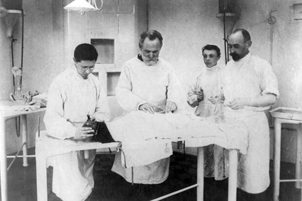 Русские врачи изменившие мир врачи, история, русские