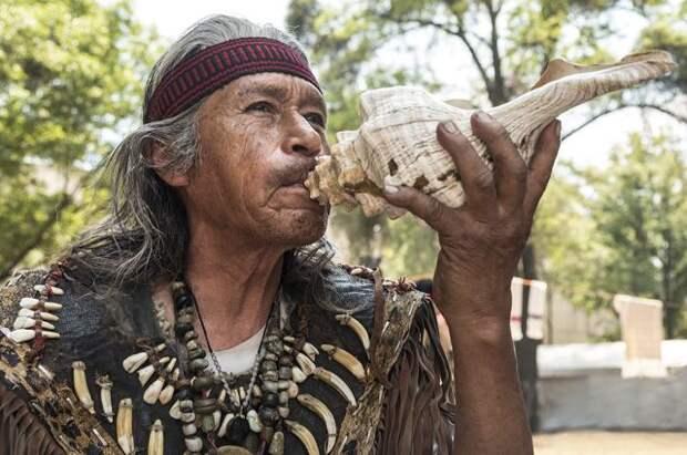 Власти Мексики извинились перед народом майя за причиненный ущерб