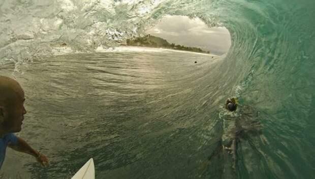 Экстремальные фото, сделанные на камеру GoPro
